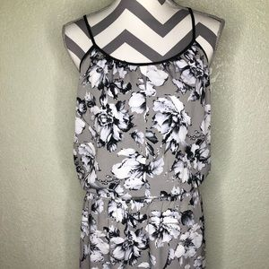 Victoria Secret Floral Dress Sz L